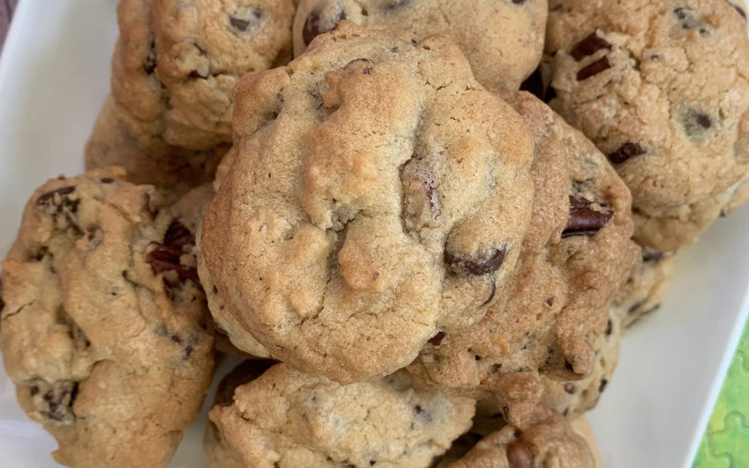 Miss those DoubleTree Hotel cookies? We made them.
