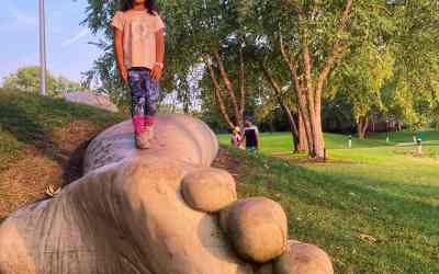 Use these Tips for Exploring the Sculpture Park in Schaumburg