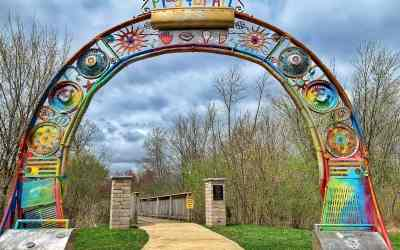 Parks We GO: Sensory Garden Playground in Lisle