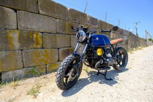 1988 BMW R100 RT Custom build by Other Life Cycles