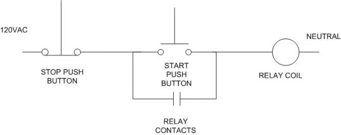 A ThreeWire Startstop Circuit With Multiple Startstop