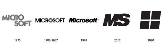 Σήματα γνωστών εταιρειών στο παρελθόν και στο... μέλλον! (5)