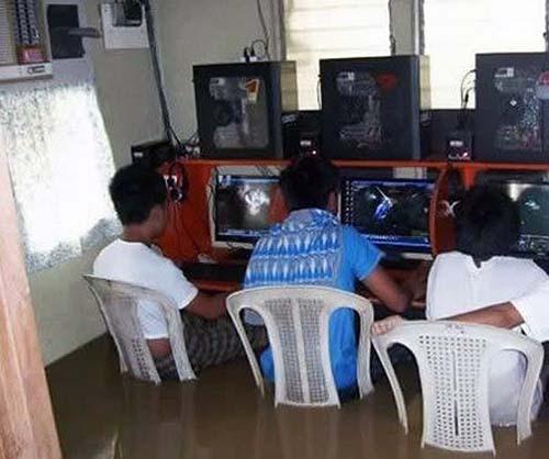 Gamers σε ξεκαρδιστικές καταστάσεις (27)