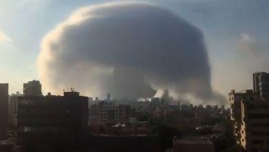 Photo of Uznemirujući snimci stravične eksplozija u Bejrutu, uzrok se još ne zna