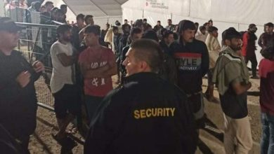 Photo of U kampu Lipa kod Bihaća došlo do sukoba migranata i policije, upotrebljeno i VATREN0 0RUŽJE