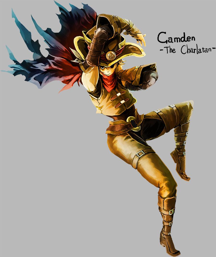 Camden the Charlatan