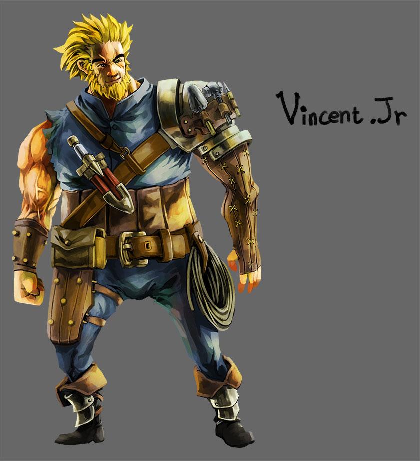 Vincent.Jr the Explorer