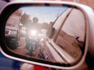 Sepeda Motor Wajib Menyalakan Lampu Depan pada siang hari
