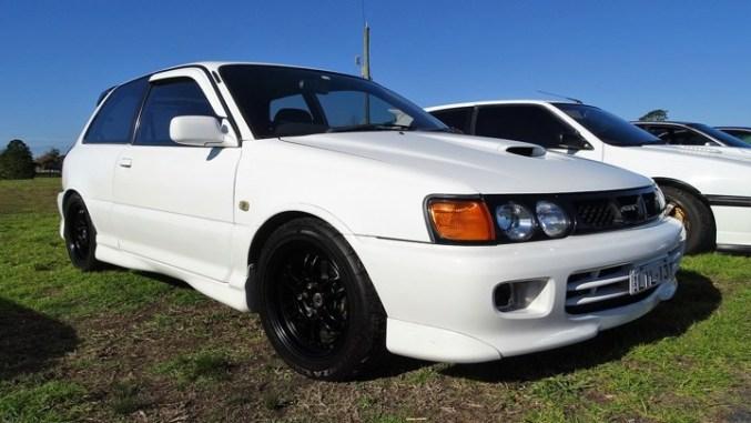 Mobil Jadul Toyota Starlet Turbo