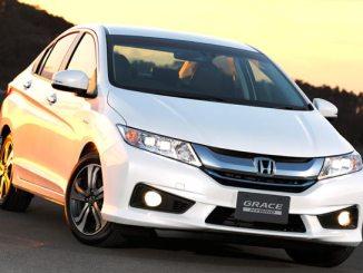 Ingin tahu, spesifikasi Honda Grace Hybrid Indonesia