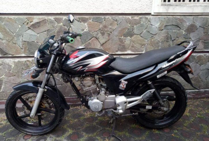Harga Bekas Honda Megapro 2007 Murah
