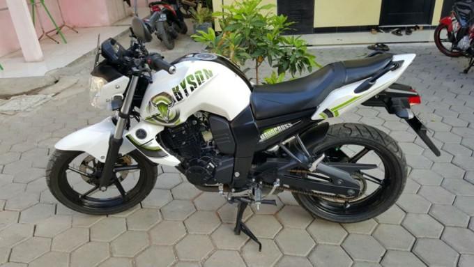 Harga Yamaha Byson 2014 Bekas Murah
