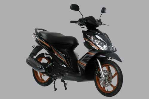 Harga Motor Suzuki Skydrive