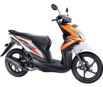 Honda BeAT Fi CW