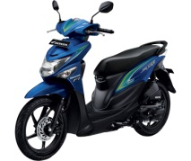 Honda BeAT eSP POP CBS ISS
