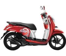 Honda Scoopy Fi Stylish
