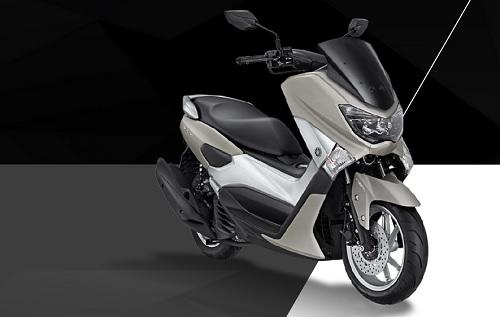 Yamaha NMAX Suprime Gunmetal