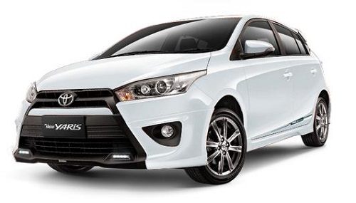 oyota All New Yaris
