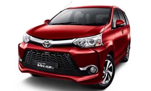 Harga Mobil Toyota Avanza Veloz solo