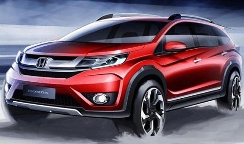 Review Spesifikasi Honda BR-V