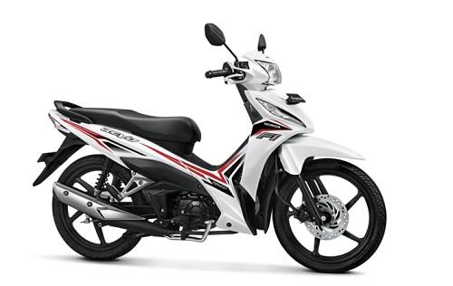 New Honda Revo Fit FI