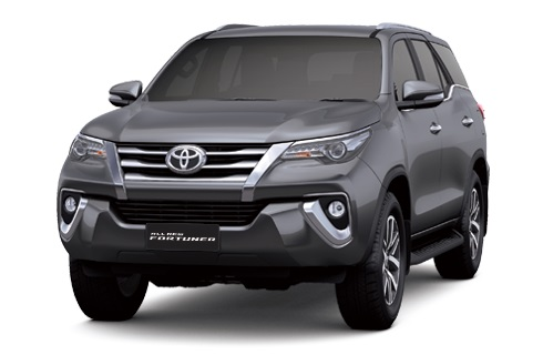 All New Fortuner Mica Metallic