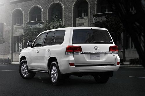 Toyota Land Cruiser Semarang