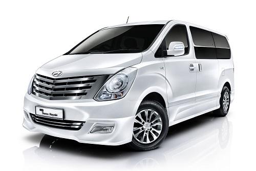 Hyundai Starex,harga hyundai starex