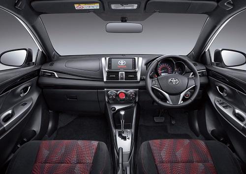 Harga Toyota Yaris Heykers