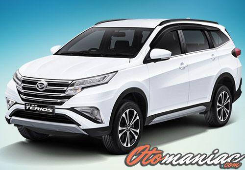 Harga All New Daihatsu Terios