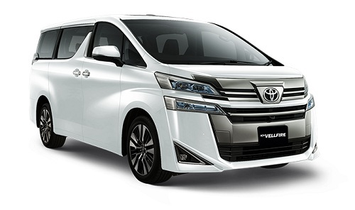 Review New Toyota Vellfire