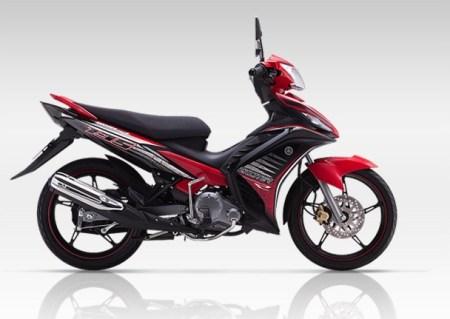 Yamaha Exciter 135R otomercon 2014 (1)