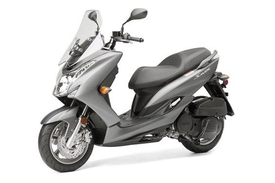 2015 Yamaha SMAX 155 (1)