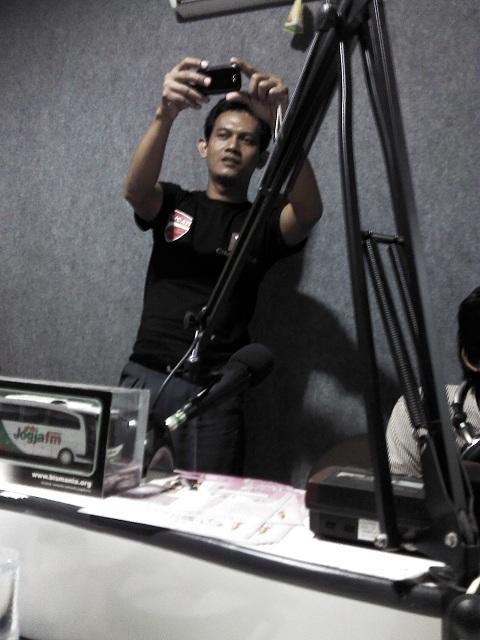 momen lawas koboys radio star jogja (2)