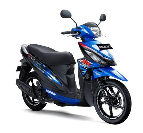 Suzuki address R 2015 otomercon (1)