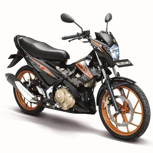 Suzuki satria f 150 special edition 2015 otomercon (1)