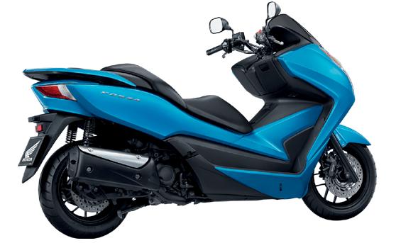 New 2016 Honda Forza 300 otomercon (2)