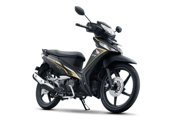 2016 Honda Supra X 125 R otomercon (1)