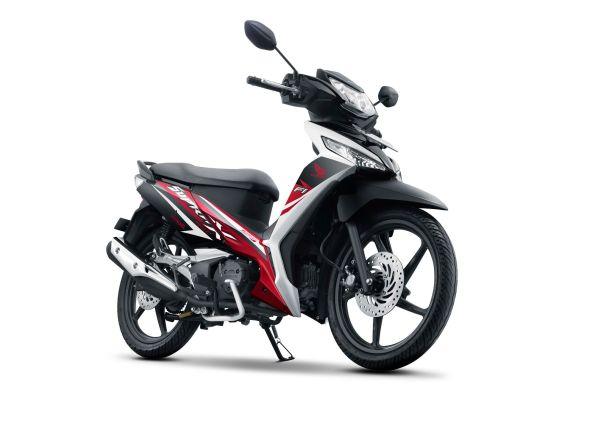 2016 Honda Supra X 125 R otomercon (2)