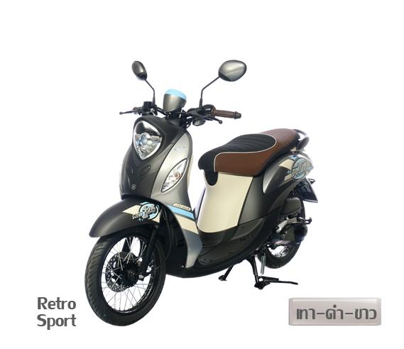 2016 Yamaha Fino 125 Thailand (3)