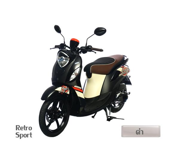 2016 Yamaha Fino 125 Thailand (4)