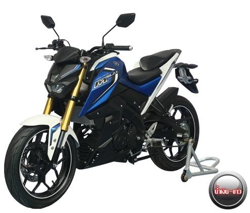 2016 Yamaha m-slaz otomercon (4)