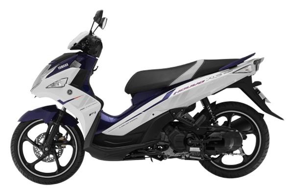 2016 Yamaha Nouvo 125FI RC GP Vietnam Otomercon (3)