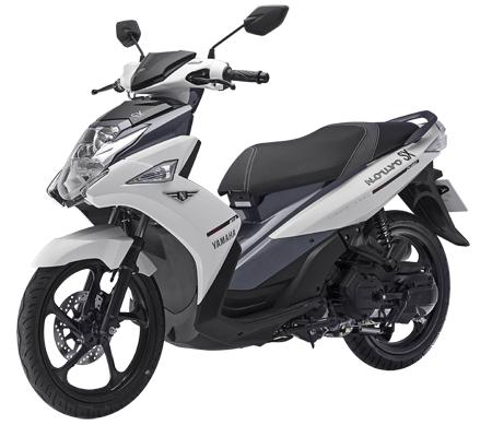 Yamaha Nouvo 125 SX 2016 vietnam otomercon front (3)