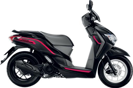 Honda Moove 2016 Thailand (2)