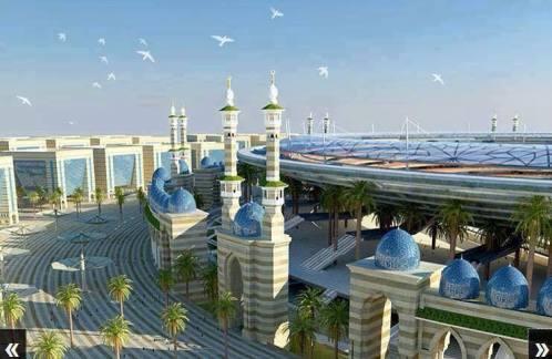 Makkah Masjidil Haram 2020 (3)