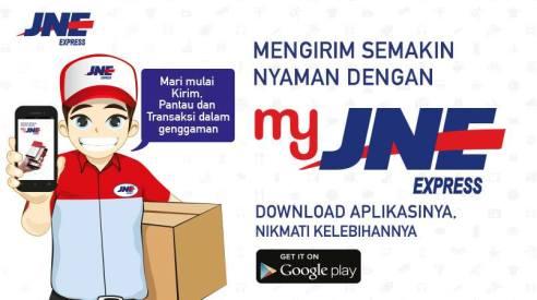my jne aplikasi android