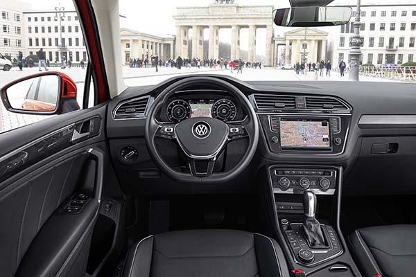 Yeni Volkswagen Tiguan 2016 fiyat listesi