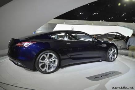 Buick Avista Concept / Opel Insignia Coupe