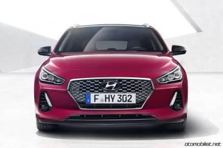 yeni Hyundai 2018 i30 Tourer SW panjur